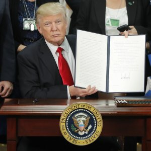 Trump sets to ban two-year multiple entry visa for Nigerians; some Nigerians to be refused U.S. entry