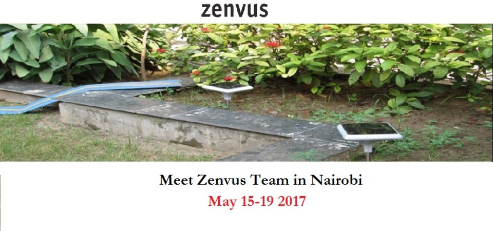 Zenvus Team Visiting Nairobi Kenya To Meet Farmers And Governments: May 15-19