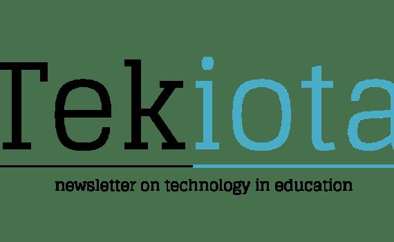 Tekiota EdTech Newsletter