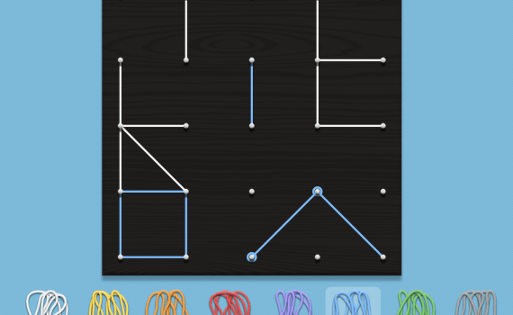 Geoboard the Math Learning App