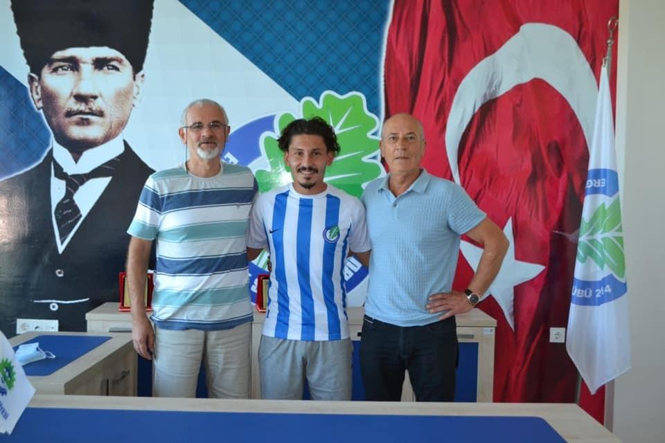 Ergene Velimeşespor'dan 2 yeni transfer