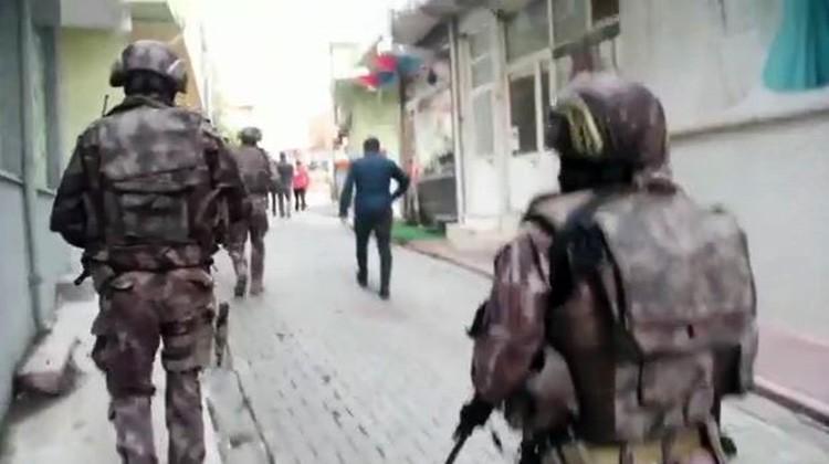 Tekirdağ'da suç örgütüne operasyonda 6 tutuklama