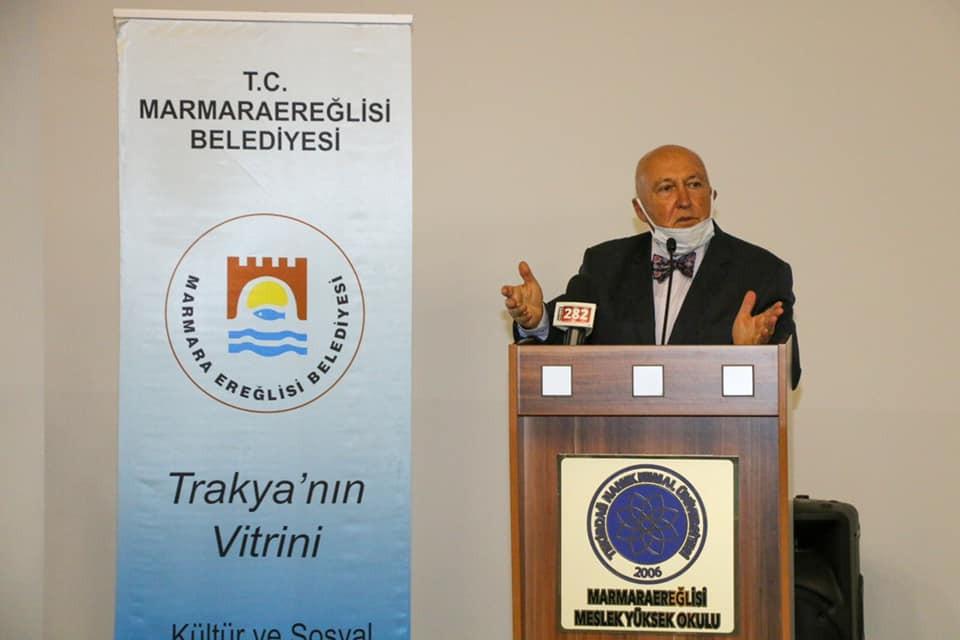 """Profesörden ürküten açıklama: """"Büyük deprem Tekirdağ'da olacak"""""""