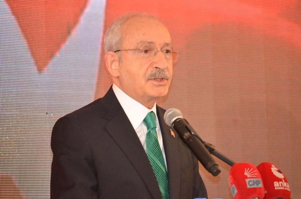 """CHP Genel Başkanı Kılıçdaroğlu: """"Sen ben diyerek değil, demokratik değerlerle hepimiz temelinde çalışacağız"""""""