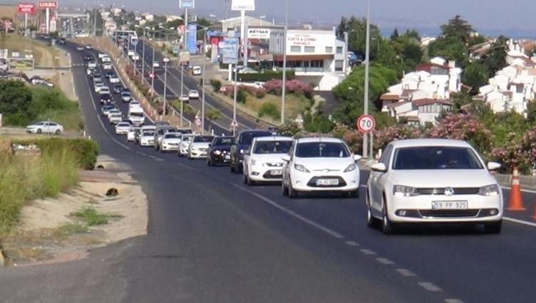 Tekirdağ, Türkiye genelindeki motorlu kara taşıtlarının yüzde 1,2'sine sahip