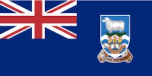 英国領フォークランドの国旗