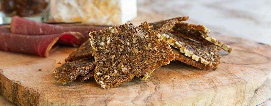 glutenfrie rugbrødschips