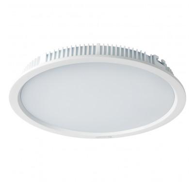 LED RD PANEL 30W 6000K WH