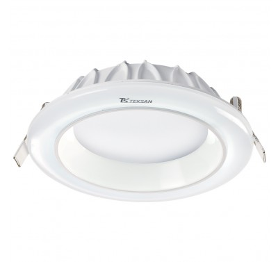 Sv-k Downlight LED 20W RD 6000k White (TS) 40sh 30sh