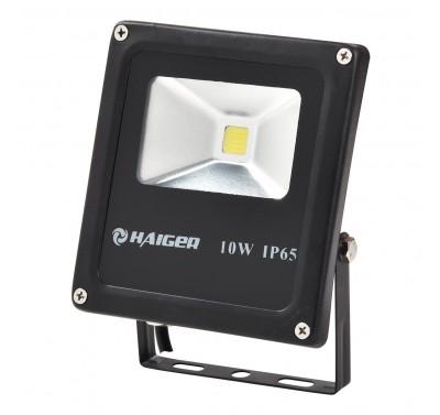 LED TS010 10W 6000K BLACK