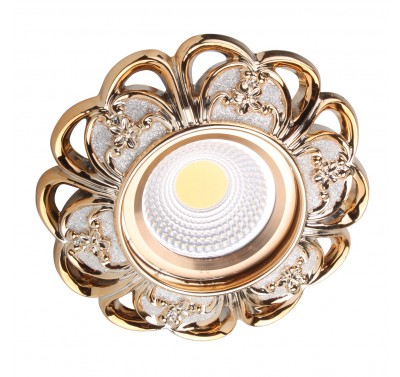 MR16 YS5124 Shine Sliver+Gold