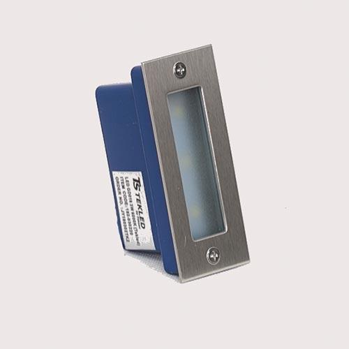 Svet-k LED GD016 3W 6000K WHITE (TEKLED) 40sht
