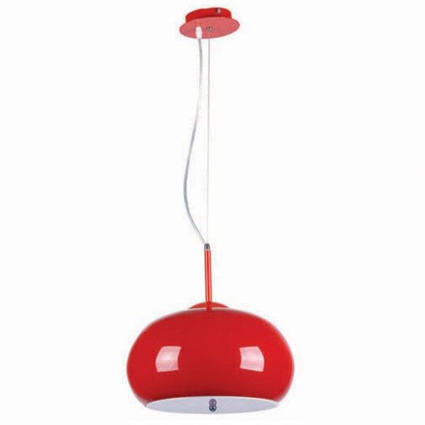 Svet-k SL028-3R E14 40W RED (ASYA AVIZE) 1sht