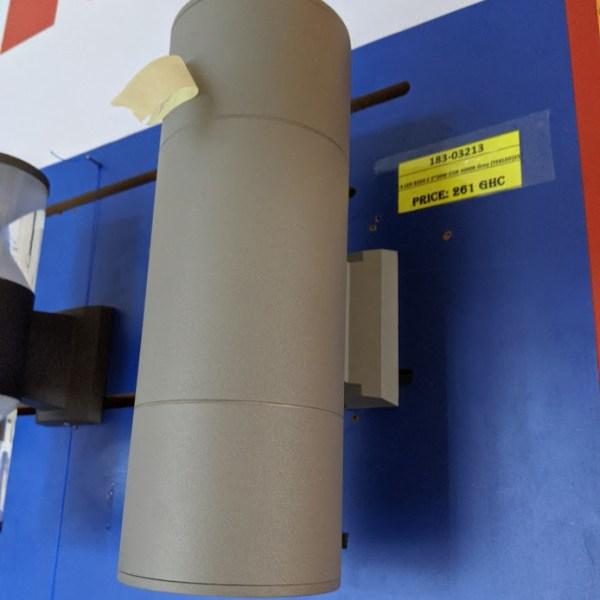 Sv-k LED B250-2 2*20W COB 4000K Grey (TEKLED)25sh