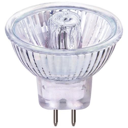 Lampa GU10 220V 50W so steklom (TL) 200sht