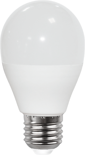Lampa LED G45 6W 470LM E27 6000K DIMMABLE(TL)100sh
