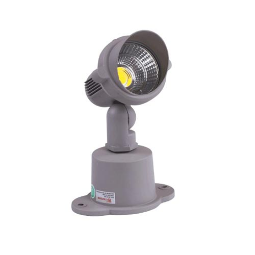 Park.Sv-k GA010-SPIKE LED 10WCOB 3000KGrey(TEKL)20