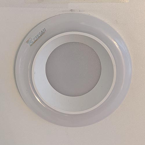 Sv-k DOWNLIGHT LED RD 20W 3000K WHITE (TEKSAN) 30