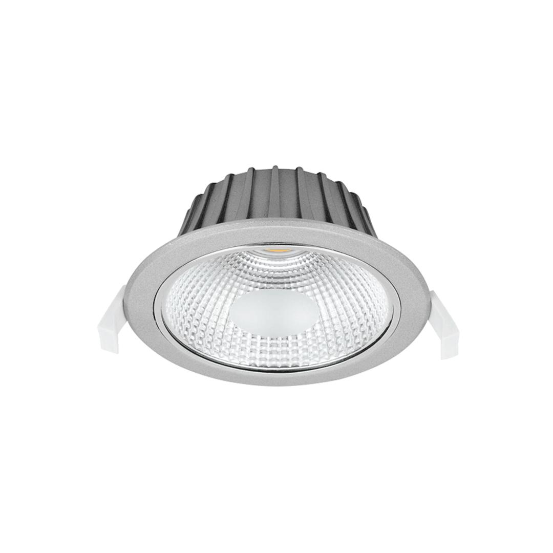 Svet-k DOWNLIGHT LED VESTACOB10W SILVER5000K(TT)50