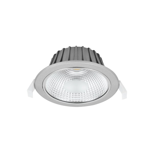 Svet-k DOWNLIGHT LED VESTACOB10W SILVER5000K(TT)50