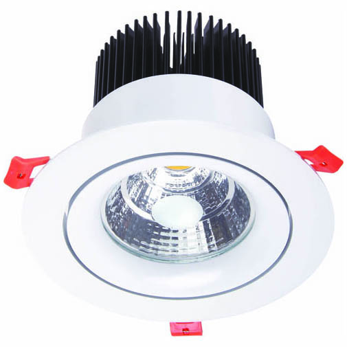Sv-k DOWNLIGHT LED 628B 40W WHITE 5000K(TS)20sht