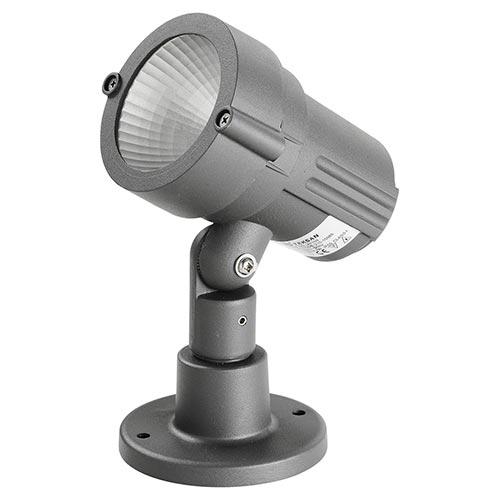 Fontan. Sv-k LED A1109 7W 5000K GREY (TS)12sht