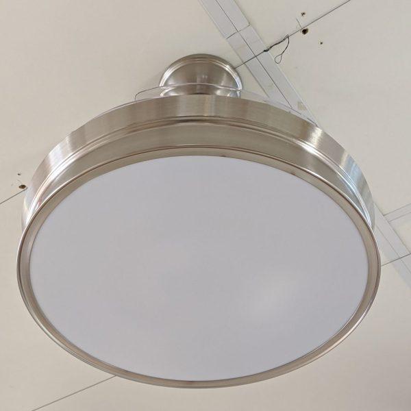 TEKFAN 36w 3000k-5000k Silver