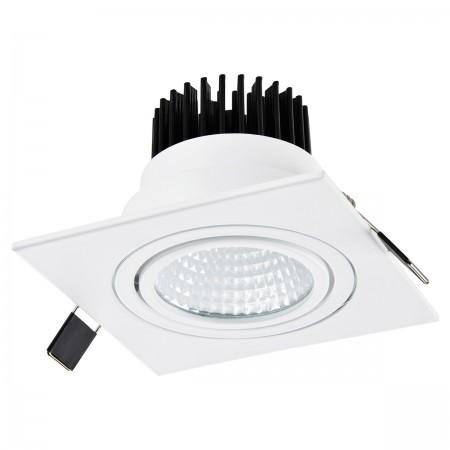 LED OC003A 1х10W 3000K WHITE 100-265V