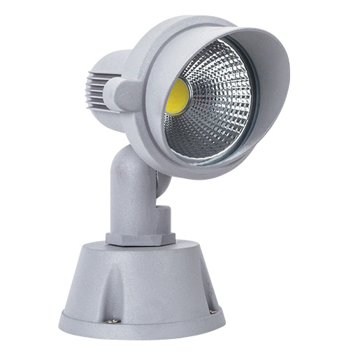 Park.Sv-k GA010-SPIKE LED 10W COB 6000K Grey(TS)20
