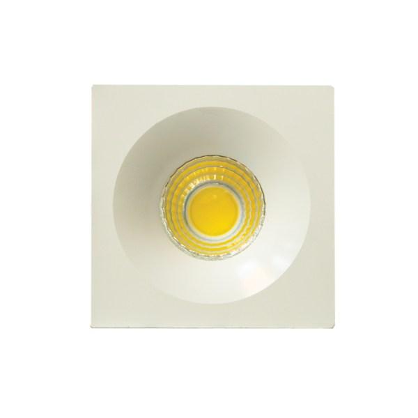 Sv.LED M102WCOB SQUARE 3W WHITE 260MA 4500K(TT)100