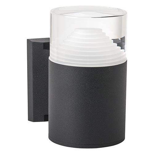 Svet-k LED B2167 5W Black 3000K (TEKLED) 10sht