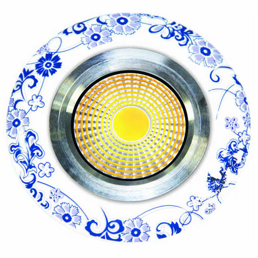 Spot LED TC-05 ROUND 3W 5000K (TS)