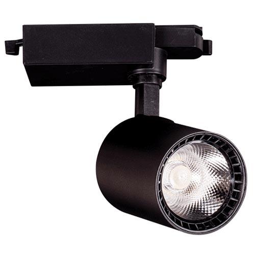 Sv-k LED LS-003-100 30W 3000K BLACK (TEKLED) 20sht
