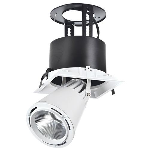 Lighting Fixture DOWNLIGHT LED LS-DK911-1 40W 5700K WHITE 8