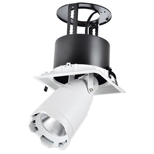 Lighting Fixture DOWNLIGHT LED LS-DK912-1 40W 5700K WHITE8