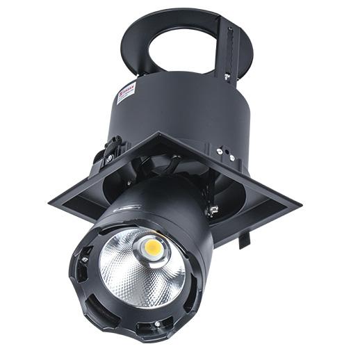 Lighting Fixture DOWNLIGHT LED LS-DK912-1 40W 5700K BLACK8