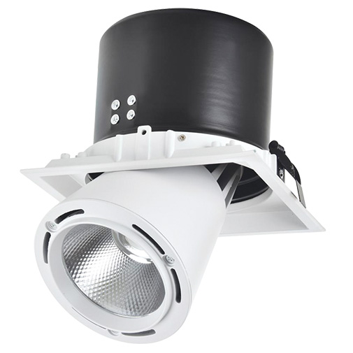Lighting Fixture DL LED LS-DK913-1 40W WHITE 5700K