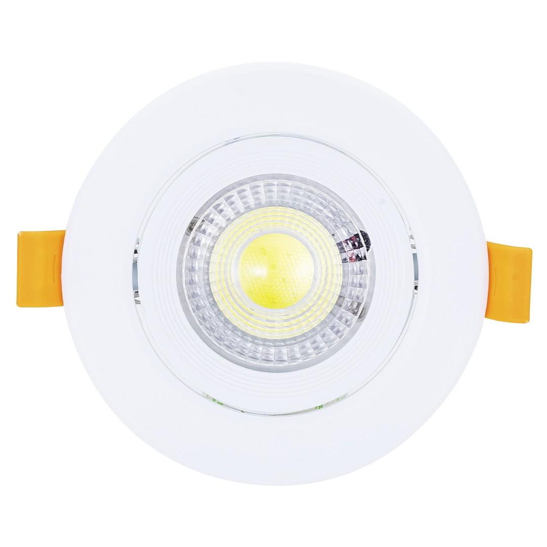 DOWNLIGHT LED VELA ROUND 5W 6000K (HAIGER)100