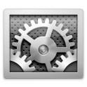 settings icon mac