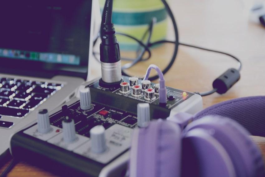 podcast mixer blogg
