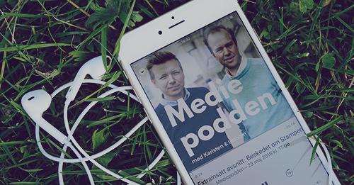 mediepodden feat