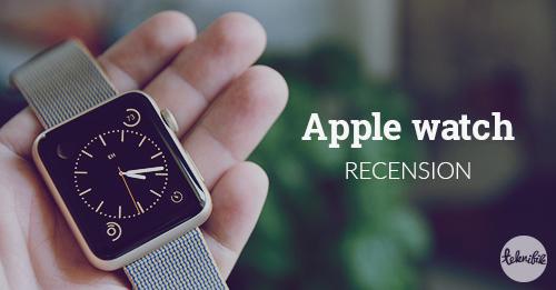 Recension  Apple Watch Prylen du verkligen vill ha men som du verkligen  inte behöver. 8fb741767df75