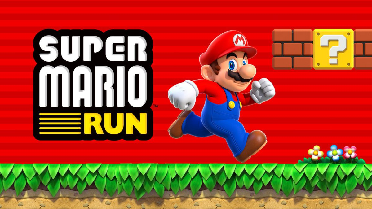 Super Mario Run svenska