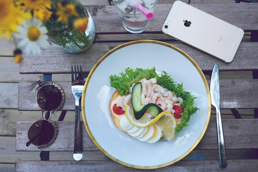 ResQ Club app mat Sverige Örebro överbliven mat matsvinn