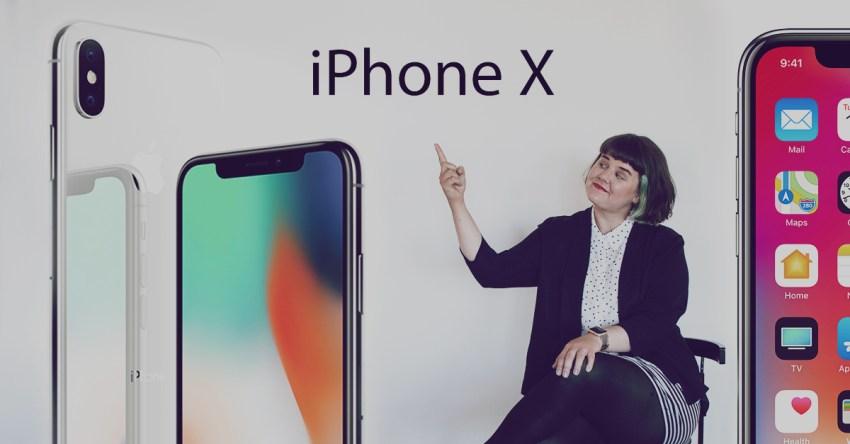 iphone X 2017 iphone 8 apple animojis pris sverige