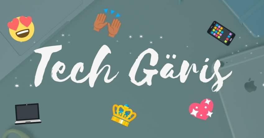 Tech gäris kodläger för tjejer icke-binära transpersoner gäris icke-binäris