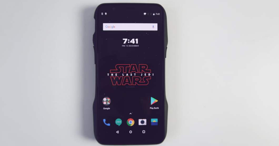 One plus OnePlus 5T Star Wars Edition recension svenska