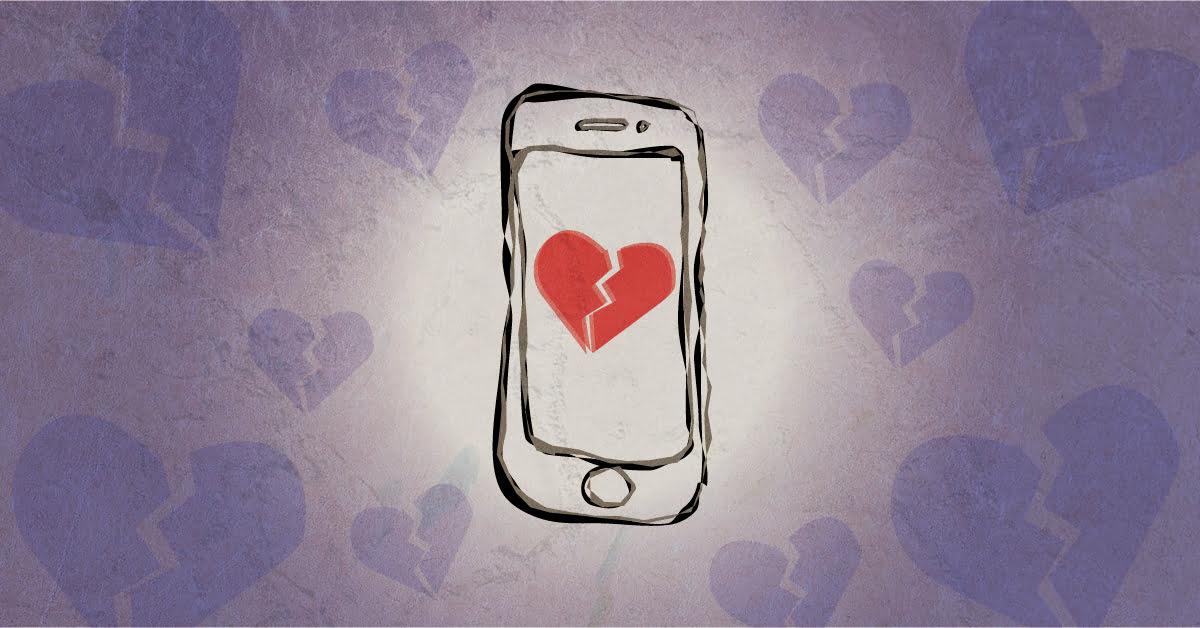 Så tar du bort ditt ex från sociala medier