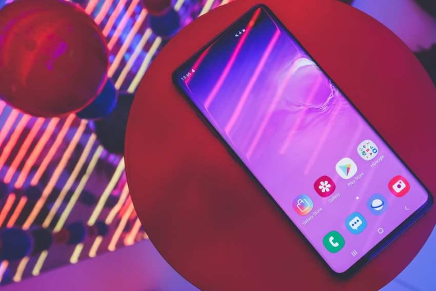 Samsung Galaxy s10 plus 2019