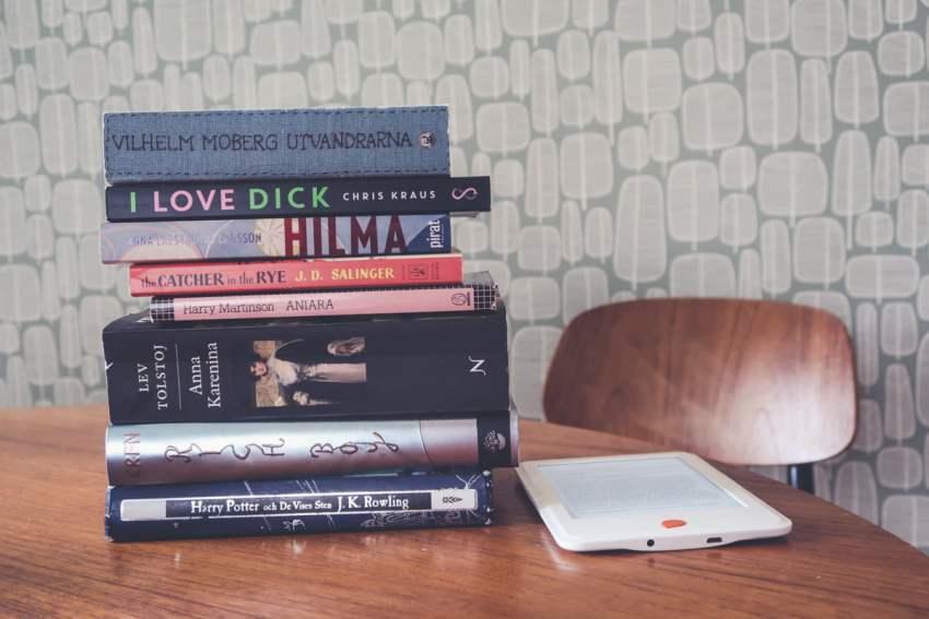 Storytel Reader e-boksläsare